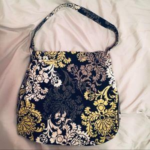 Vera Bradley Baroque floral tote bag